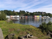 Colourful houses in Balamory